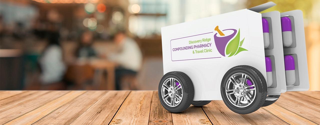 Free Prescription Delivery City Wide